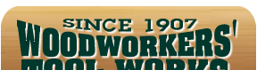 Woodworkers Tool Works, woodworking tools, used woodworking tools